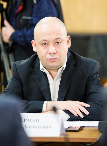 Кинорежиссер Алексей Герман