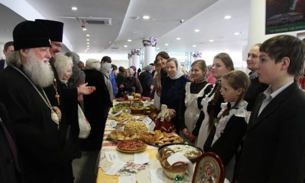 В Ярославле прошел 11 фестиваль постной кухни