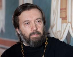 Прот. Николай Чернышев. Фото Юлии Маковейчук