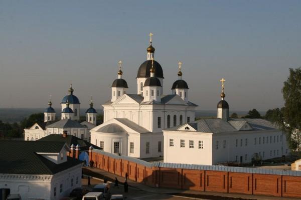 Оранский монастырь и скит