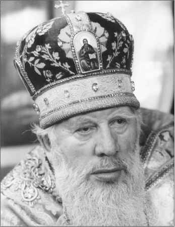 митрополит Иоанн (Вендланд)