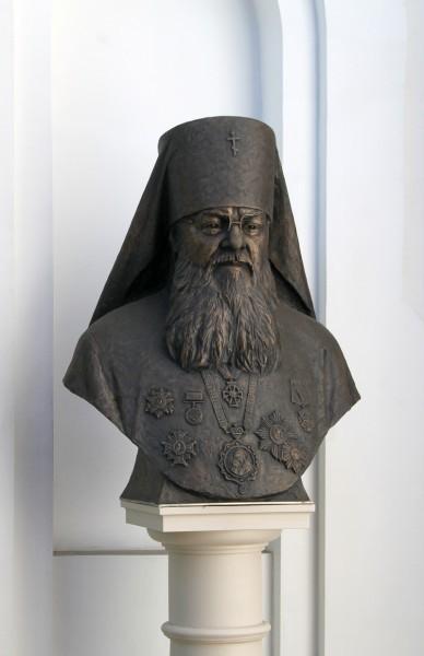 В Нижнем Новгороде появился памятник митрополиту Николаю (Кутепову)
