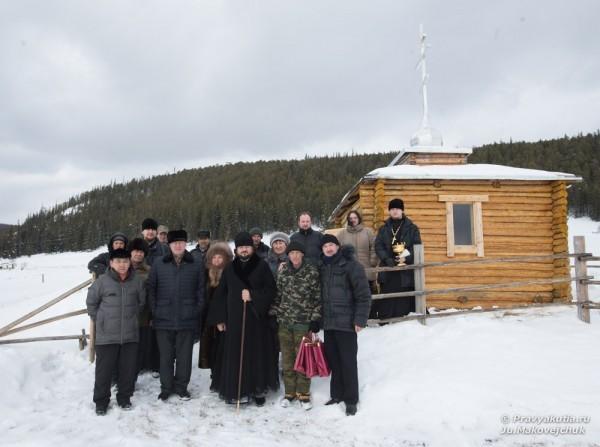 Потомки государевых ямщиков установили три храма в Якутии
