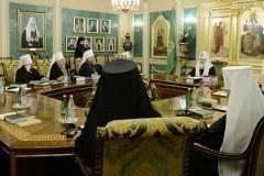 Священный Синод о ситуации на Украине
