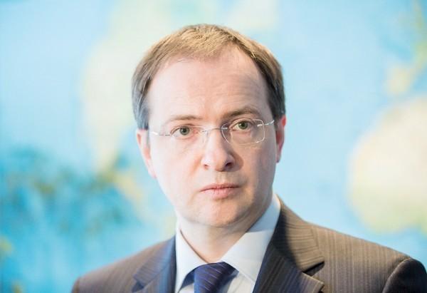 Владимир Мединский: «Наша Родина — страна, где Россия и Украина дружны и едины»