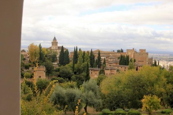 Гранада. Крепость Альгамбра