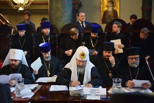 Собрание Предстоятелей Православных Церквей открылось в Стамбуле