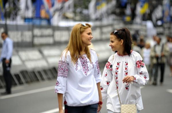 Москвич в Киеве