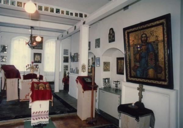 Дом Святителя Николая в Оксфорде (православный храм). Фото: st-tatiana.ru