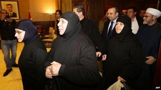 Монахини из Маалюли