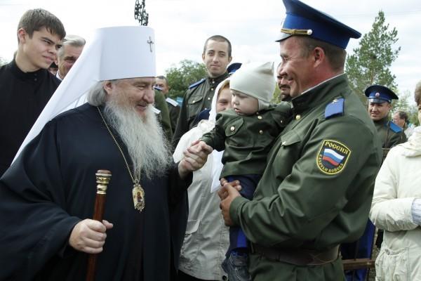 Митрополит Челябинский Феофан: Прежде всего – молитва, а не стройки, встречи и конференции