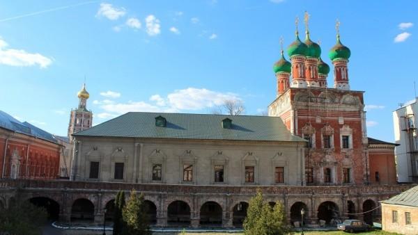 Высоко-Петровский монастырь в 20–30 годы