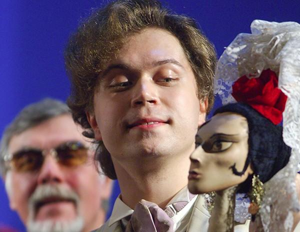 Андрей Денников. Фото: Александр Куров / ИТАР-ТАСС