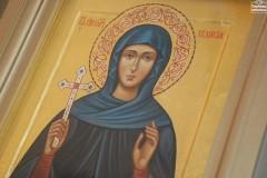 Церковь чтит память преподобномученицы Евдокии Илиопольской