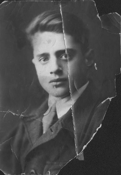 А.П. Арцыбушев. Фото из личного архива
