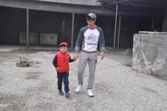 Житель Кабардино-Балкарии спас ребенка из огня