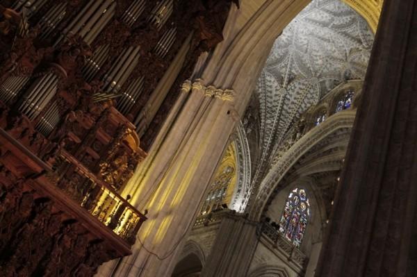 Кафедральный собор Богородицы в Севилье