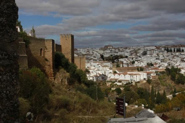Древний испанский город (Ронда)