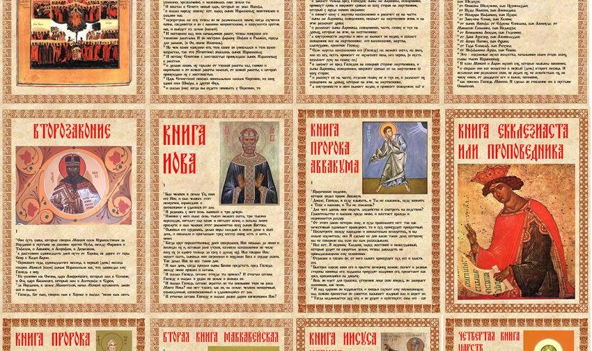 Введение в Ветхий Завет. Книги Товита, Иудифи, Есфири, книги Маккавейские, книги Премудрости, книга Иова