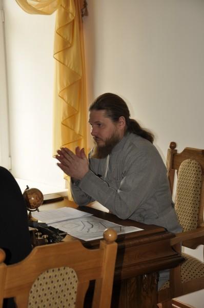 Архимандрит Серафим (Савостьянов)
