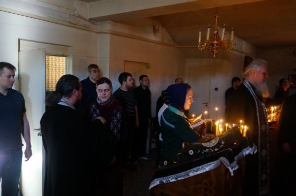 Молитва в СИЗО