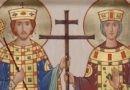 Церковь празднует обретение Честного креста и гвоздей равноапостольной царицей Еленой в Иерусалиме