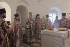 В Курской епархии освятили 200-летний храм