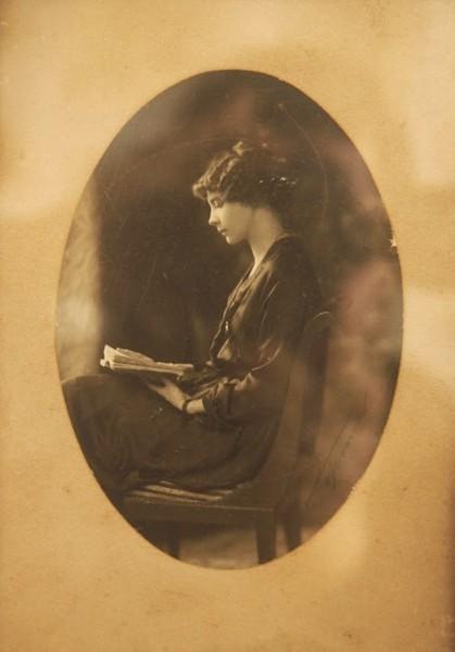 Александра Павловна Ферзен, урожденная Шувалова, мать Майи Ферзен