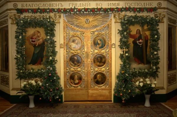 В Свято-Никольском храме в Риме
