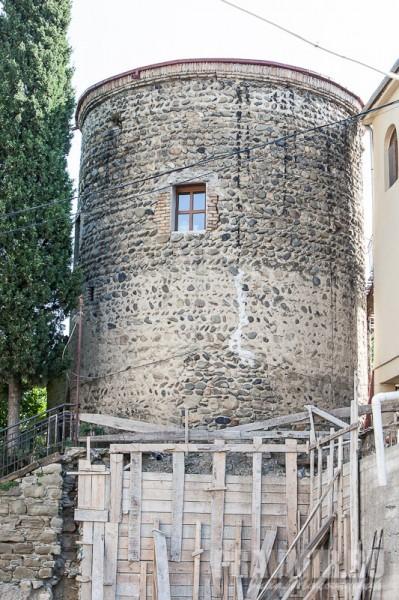 Башня-крепость XVII в.
