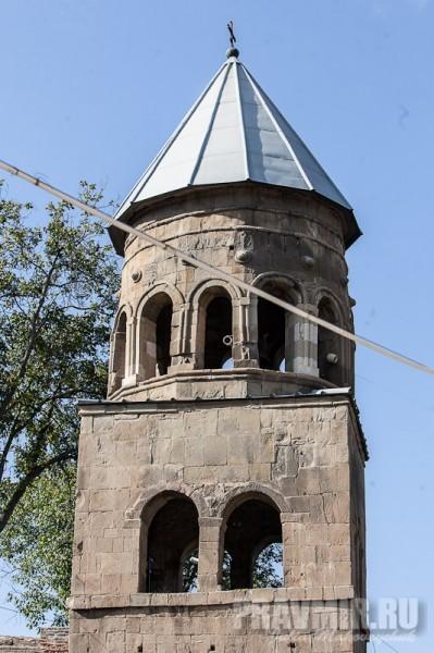 Колокольня XV - XVII вв