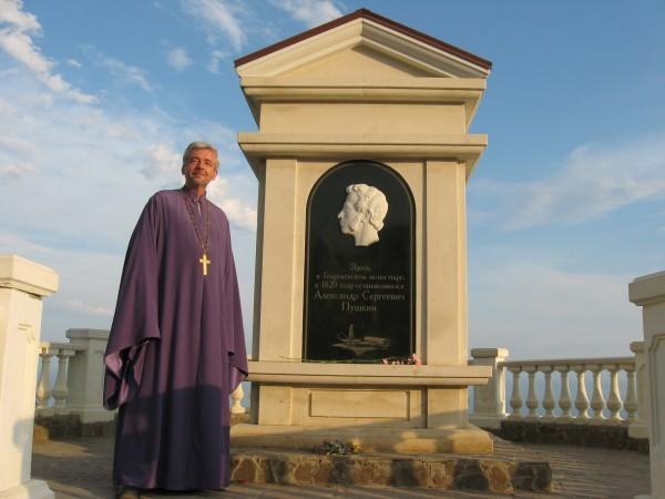Священник Александр Савичев