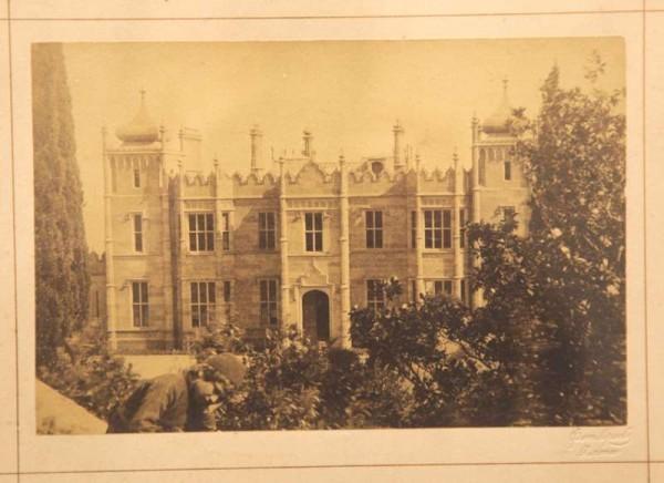 Дворец Воронцовых в Алупке