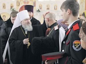 Казаки могут начать патрулировать улицы Москвы