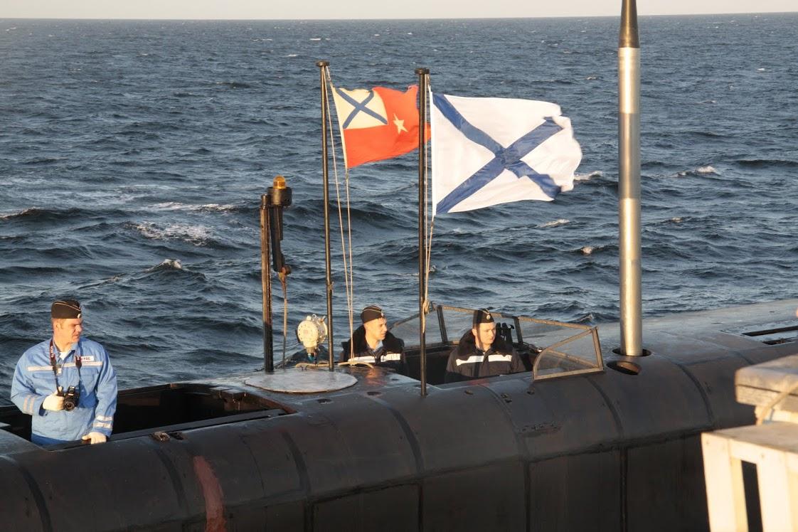 люди жили на подводной лодке