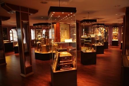 На Афоне открылся музей в честь 1000-летия русского монашества на Святой Горе