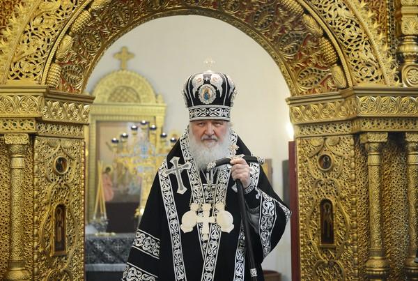 Патриарх Кирилл: Пастырями становятся те, кого призвал Бог