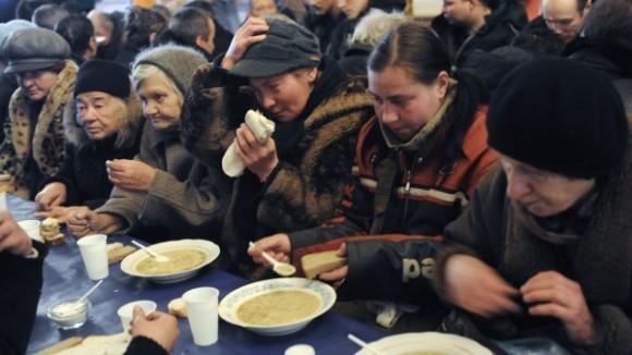 Более 4500 человек спас зимой московский пункт обогрева бездомных