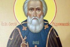 Около полусотни храмов восстановили в России к 700-летию Сергия Радонежского