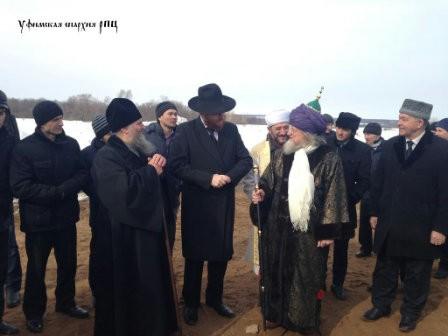 В Уфе началось строительство нового храма