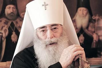 Священный Синод удовлетворил прошение Митрополита Санкт-Петербургского Владимира о почислении на покой