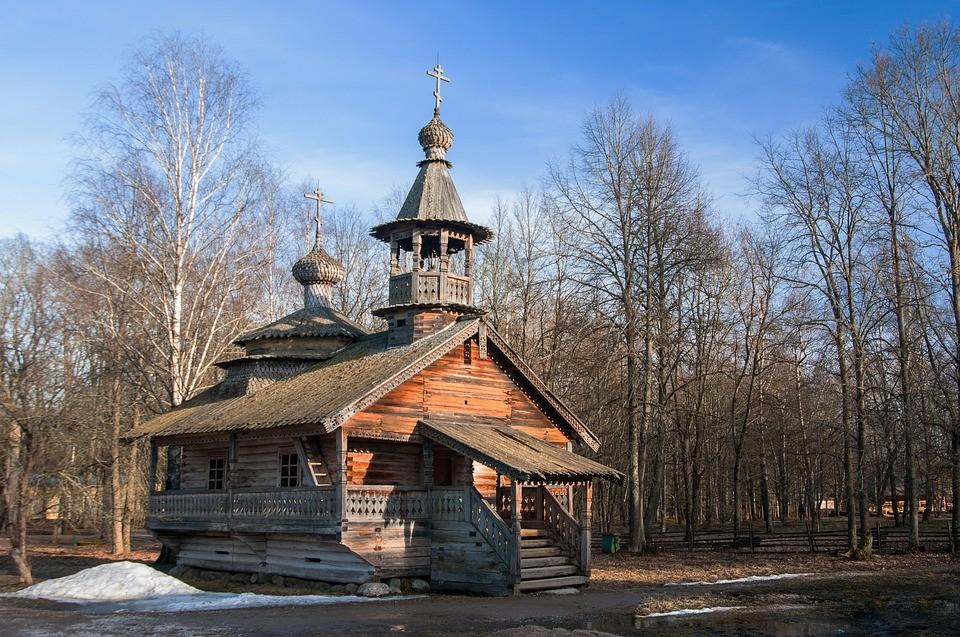 молитвы вечерние на церковнославянском