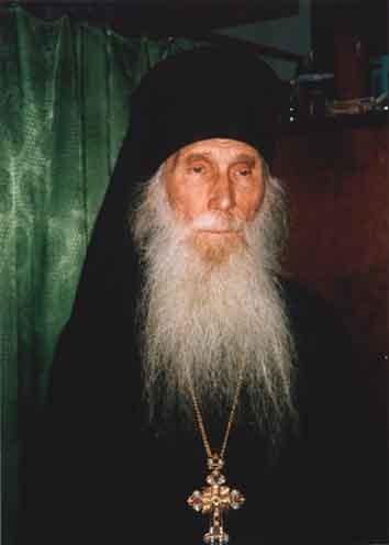 Схиархимандрит Кирилл (Павлов)