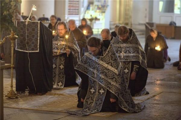 Великопостная молитва: о чем мы молимся