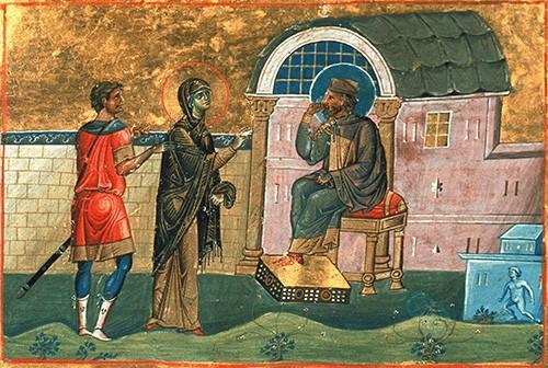 Женское служение в ранней христианской Церкви (I–VI вв.)