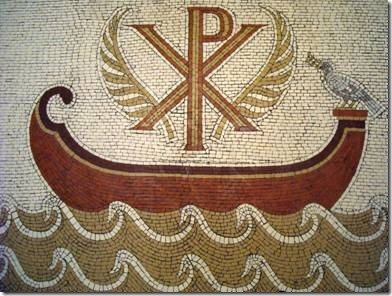 Третья родительская суббота. Христос – Лодка