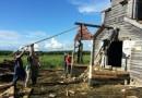 Летом 2014 года планируется около ста волонтерских экспедиций к деревянным храмам Русского Севера