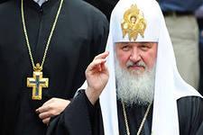 Патриарх Кирилл призвал Александра Турчинова добиться прекращения страдания людей и дискриминации