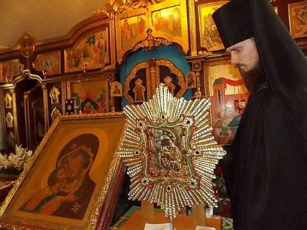 В Киев привезут чудотворную Почаевскую икону Божией Матери