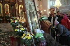 На Кубань доставят частицы мощей преподобного Сергия Радонежского
